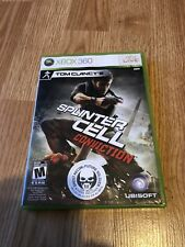 Tom Clancy's Splinter Cell: Conviction (Microsoft Xbox 360, 2010) VC1