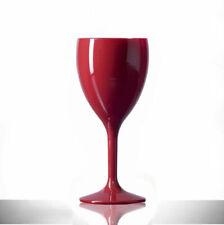 Elite Plastic Polycarbonate 11oz Wine Glass - Made in UK