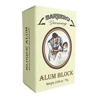 Barbero Alum Block 2.64 oz / 75 g