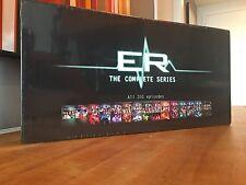 ER Complete Series -- Seasons 1-15,  BRAND NEW, DVD BOX SET, FREE SHIPPING,
