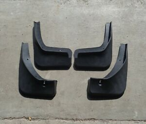 """MG HS FRONT & REAR MUDFLAP SET OF 4 FIT ALL HS MODELS  """"NEW PRODUCT FROM US"""" UK"""