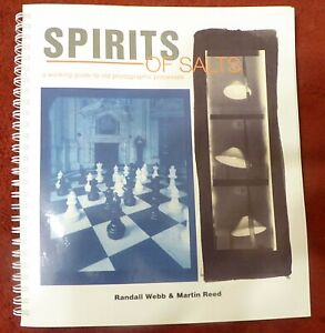 Spirits of Salts - Working Guide to Old Photographic Processes