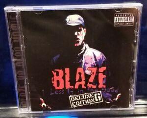 Blaze Ya Dead Homie - 1 Less G In Da Hood Delux Edition CD 1st Press twiztid abk