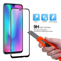 For Huawei Honor 10 Lite/P Smart 2019 3D Tempered Glass Screen Film Protector UK