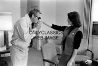COOL MAN ACTOR STEVE MCQUEEN KISSES SEXY GIRL ACTRESS NATALIE WOOD CANDID PHOTO