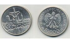 moneta 10 000zł SOLIDARNOŚĆ 1990
