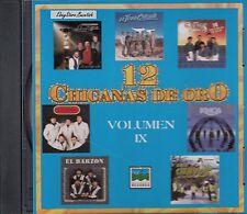 La Migra,La tropa Chicana,Los Yinns,Grupo Vennus,El Barzon,Los kino CD New Seale