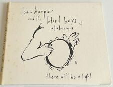 BEN HARPER AND THE BLIND BOYS OF ALABAMA THERE WILL BE A LIGHT CD ALBUM 2004