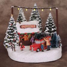 Thomas Kinkade 2017 Christmas Family Tree Collectible Teleflora LOWEST SHIPPING!