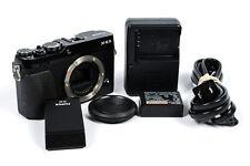 Fujifilm X-E3 Mirrorless Digital Camera Body, Black {24.3 M/P} w/EF-X8 Flash -