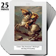 Conor Mcgregor A2 Aufdruck The King von Everything 42cm x 60cm Großhandel Lot 25
