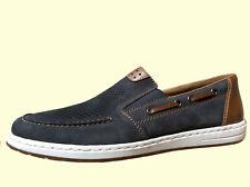Herren rieker Mokassin Stil Slip On Schuhe '17367' | eBay