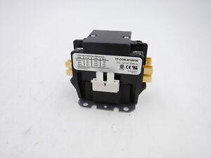 TRADEPRO TP-CON-2/120/30 - 2 Pole 120 Volt 30 Amp Contactor