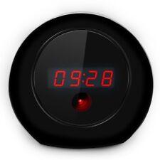 [📹⏰🔴] Wi-Fi Hidden Camera Alarm Clock Full HD 1080P Real-time Video Spy Camera