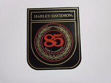 Harley Davidson 85th Anniversary Front Fender Decal Springer,FX, OEM NOS
