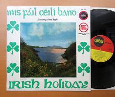 Irish Holiday Inis Fail Ceili Band Anna Boyle NEAR MINT 1967 Ember FA 2050