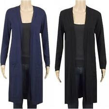 Marks and Spencer Women's Cotton Blend V Neck Jumpers & Cardigans