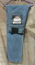 Harley Davidson Men's Jeans Traditional Straight Leg Style 34 x 32 Blue