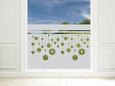 Sichtschutzfolie Blumen Blickdichte Fensterfolie Milchglasfolie Sichtschutz Deko
