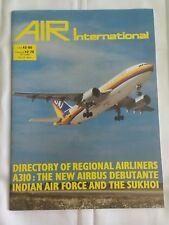 Air International Magazine Sept 1982 Vol 23 No 3