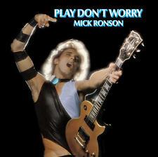 Mick Ronson - Play Don't Worry 180G LP REISSUE NEW LMTD ED / DRASTIC PLASTIC