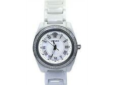 Versace Women's 63QCS11D498 SC01 DV One Ceramic 146 DIAMONDS Watch
