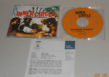 Single CD Inner Circle - Summer Jammin´  4 Tracks  1994  sehr gut