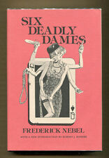 Six Deadly Dames by Frederick Nebel-1980-First Hardcover Edition