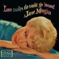 Jane Morgan - Love Makes The World Go Round CD