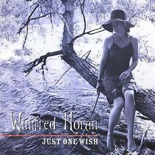 CD: Just One Wish by Winifred Horan (Shanachie Records)