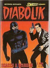 \  DIABOLIK SWISS SWISSS # 80 - ASTORINA -  OTTIMO ///