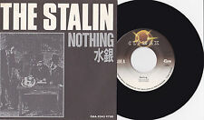"Stalin - Nothing 7"" Japan Punk HC Michiro Endo Typhus Gauze Lip Cream G-Zet GISM"
