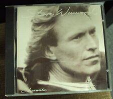 STEVE WINWOOD Chronicles CD late-80's pop-rock