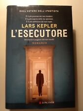L'esecutore - Lars Kepler - LONGANESI & C.