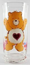 Tenderheart Bear Glass Pizza Hut Collectors Series Care Bears Share Some Love