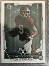 2015 Amari Cooper Rookie Card Raiders
