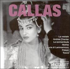 Legendary Performances, Maria Callas, , New Box set, Import