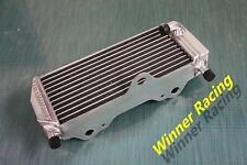 Left Side Aluminum Radiator Fit Yamaha YZ125 2005-2018 2017 2016 No Cap