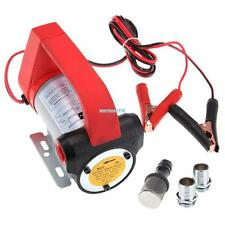 New 12V Diesel Biodiesel Kerosene Pump Oil Transfer Pump 155W 11GPM Distributor
