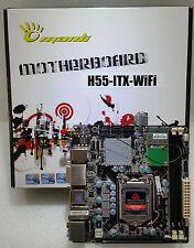 Manli (zotac) H55-ITX wifi carte mère, LGA1156, DDR3, mini-itx, 6xUSB2.0, hdmi