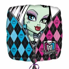 45.7cm Monster High Frankie Stein Square Foil Balloon Birthday Party Decorations