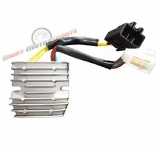 Partes electrónicas e ignición color plata para motos Honda