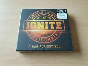 Ignite - A War Against You Limited CD Box Set SEALED