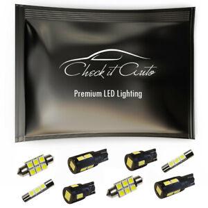 LED Kit for 2013-2021 Nissan Pathfinder Interior + Reverse Light Package 14pc