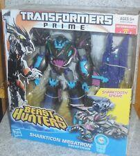 Transformers Beast Hunters MEGATRON Misb New Voyager Sharkticon