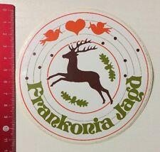 Aufkleber/Sticker: Frankonia Jagd (290416109)