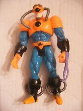 MARVEL DC comics super heros figurine TOY BIZ  1997 Spiderman Dr OCTOPUS 14cm