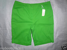 JONES NEW YORK womens bermuda walking short  SIZE 8P new nwt