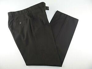 """VVGC* HUGO BOSS Mens Trousers Charcoal Wool Straight SIZE W32 L31 Waist 32"""" L31"""""""