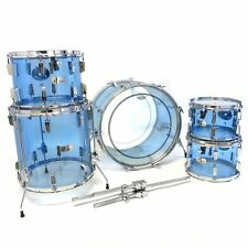 Sonor Champion Vintage Acryl Shell-Set Acrylic Blue